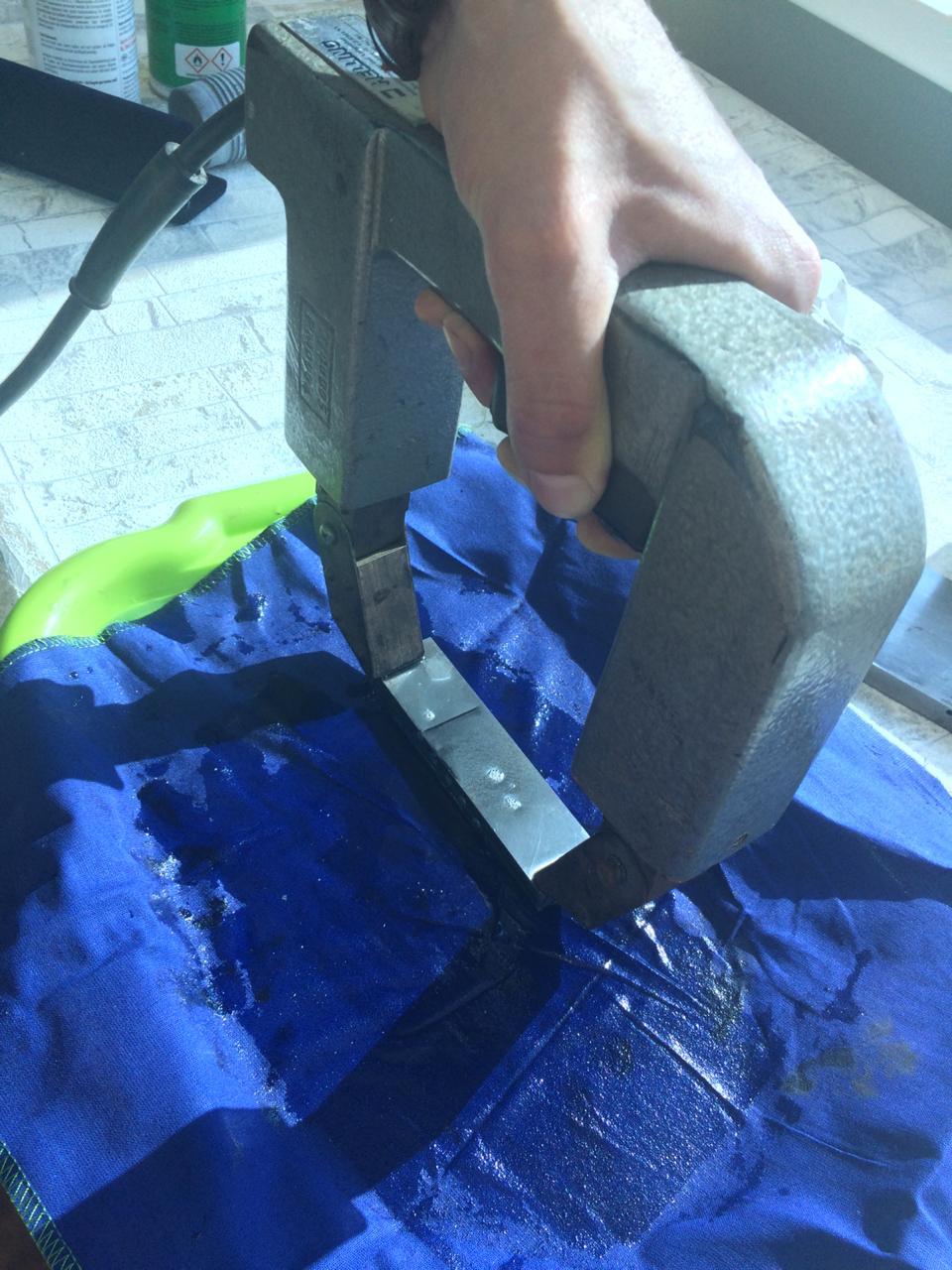 магнитная суспензия проверка металла сплав диагностика неразрушающий контроль